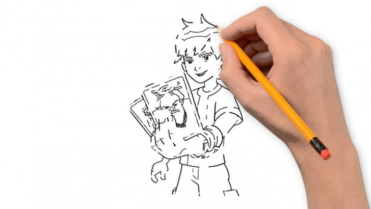 Marvelous Ben 10 Pencil Drawing for Beginners Ben 10 Alien Force Pencil Things To Draw Step By Step Images