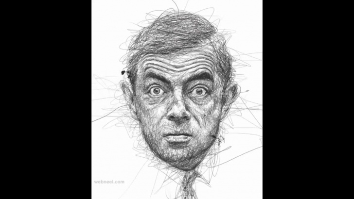 Marvelous Funny Pencil Drawings Simple 40 Most Funniest Pencil Drawings And Art Works - Funny Drawings Pics