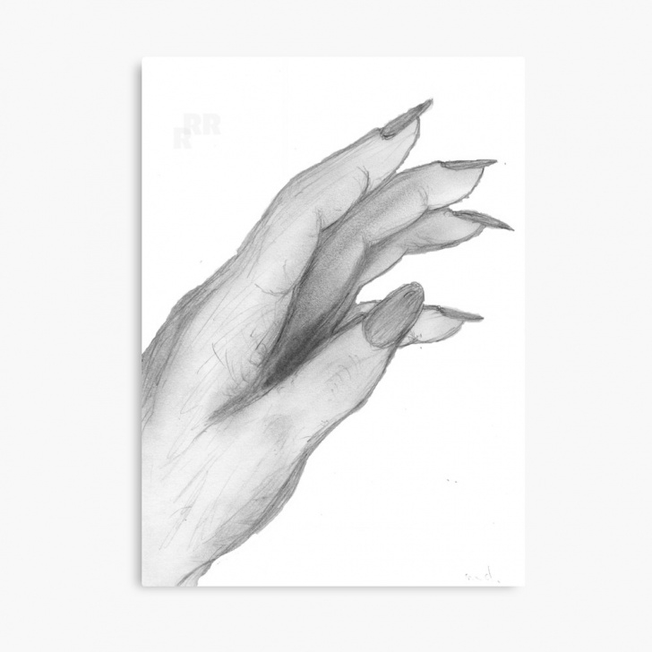 Marvelous Hand Pencil Drawing Tutorials Hand,pencil Drawing, | Canvas Print Pics