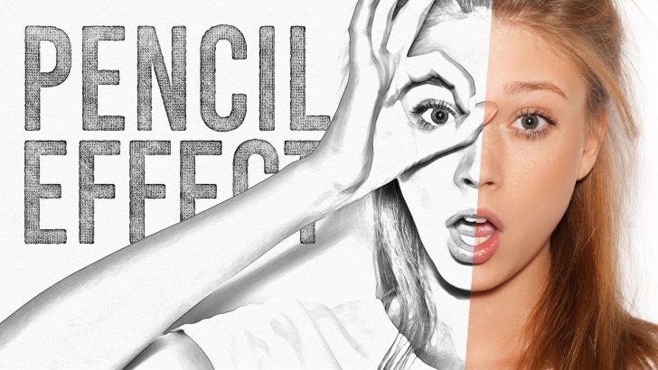 Marvelous Pencil Drawing Photoshop for Beginners Pencil Sketch Drawing Effect Photoshop Tutorial Pics