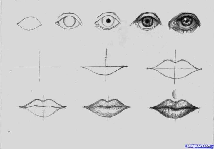 Pencil Sketches For Beginners Step By Step