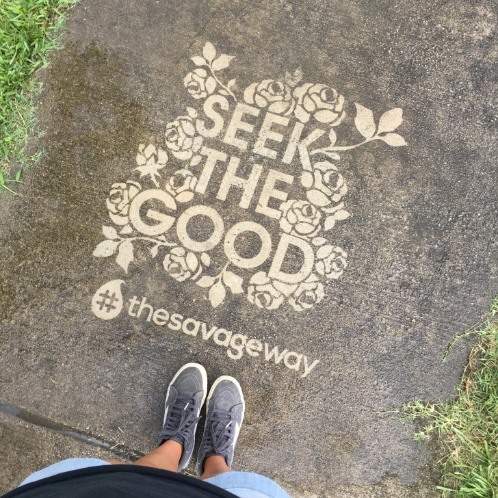 Marvelous Reverse Graffiti Stencils Simple Clean Graffiti - Clean Message. Dirty Sidewalk. - #thesavageway Photo