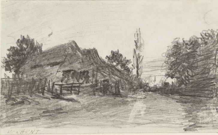Marvelous Sketch Landscape Tutorial Landscape Sketch', William Henry Hunt | Tate Pictures