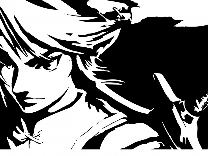 Zelda Stencil Art