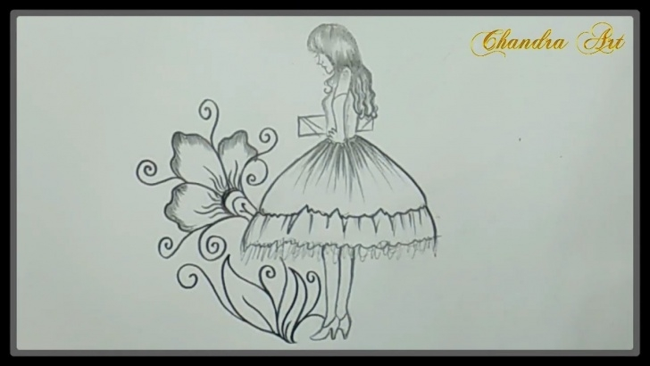 Most Inspiring Beautiful Pencil Sketches Techniques Cool Pencil Drawing A Beautiful Girl For Beginners #easy Pictures