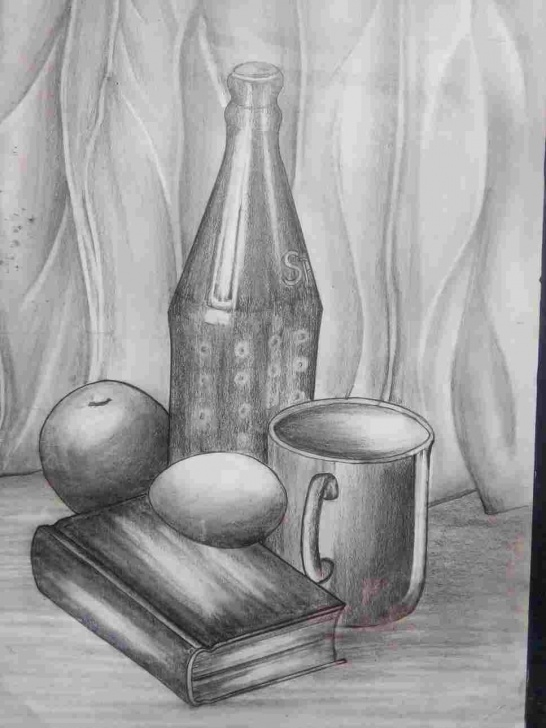 Most Inspiring Charcoal Pencil Shading Tutorial Charcoal Creative Still Life Pencil Shading Still Life I Like Pic