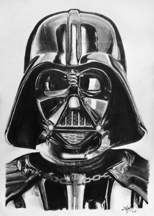 Most Inspiring Darth Vader Pencil Drawing Tutorials Darth Vader Pencil Sketch At Paintingvalley | Explore Collection Photos