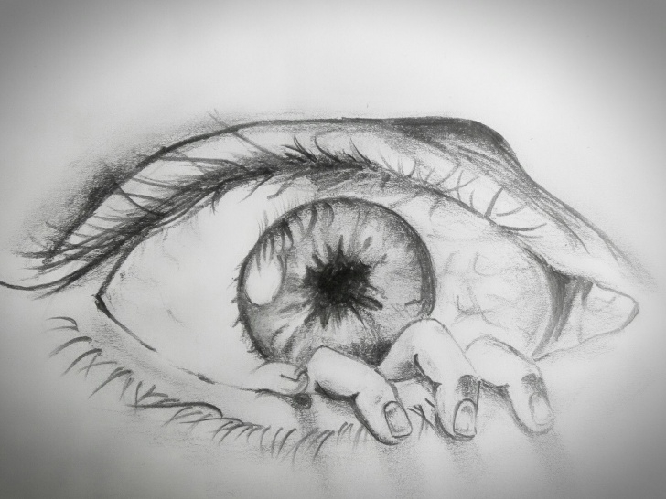 Most Inspiring Emotional Pencil Sketches Lessons Emotional Sketches   Akanksha In 2019   Sketches, Drawings, Artist Pic