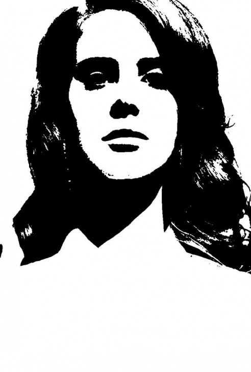 Most Inspiring Famous Stencil Art Easy Black And White Stencil Art - Google Zoeken | Stencils Pdfs Images