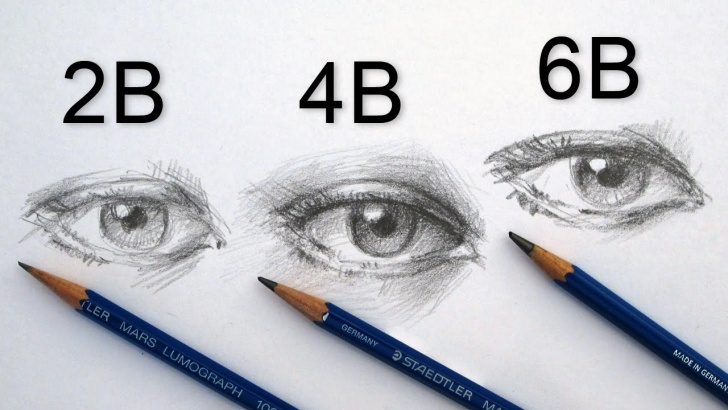 Most Inspiring Good Pencil Sketches Tutorial Best Pencils For Drawing - Steadtler Graphite Pencils Pictures
