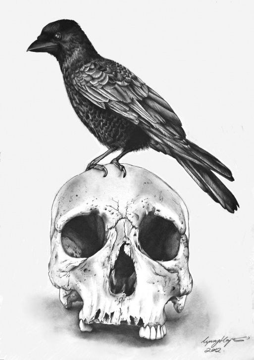 Gothic Pencil Drawings