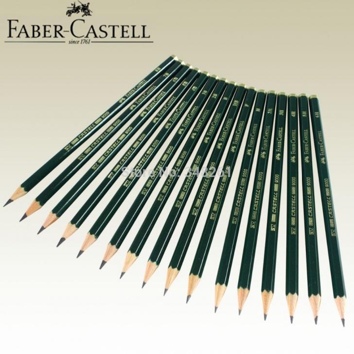 Graphite Pencil Order