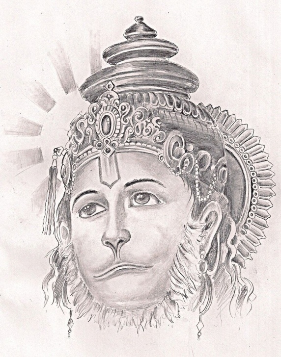 Most Inspiring Hanuman Pencil Drawing Tutorial Hanuman Tattoo - Google Search | Parmatma | Hanuman Tattoo, Hanuman Pics