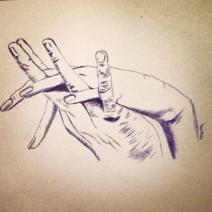 Most Inspiring Love Art Sketch Simple Make Love #art #hands #sketch #love | ♡ My Art ♡ | Sketches Photos