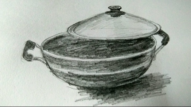 Most Inspiring Pencil Drawings Of Objects Easy Object Drawing || How To Draw An Object With Pencil - Part 1 Pic