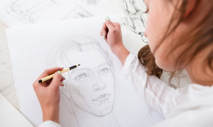 Most Inspiring Pencil Sketch Cost Ideas Pencil Drawing: Beginner's Step-By-Step Tutorial Photos