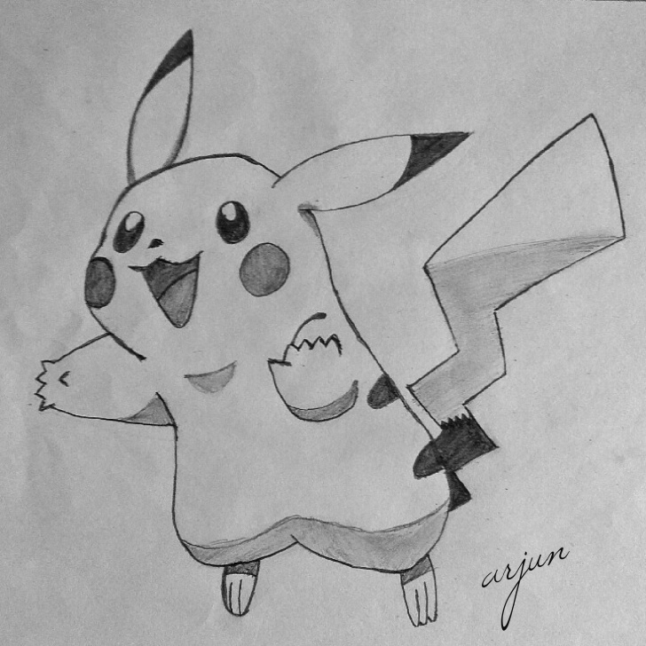 Most Inspiring Pokemon Drawings In Pencil Easy Tutorials Pokemon Drawings Sketch And Easy Pencil Sketch Of Cartoon How To Pictures