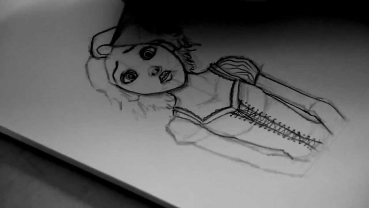 Most Inspiring Rapunzel Pencil Drawing Techniques for Beginners Rapunzel (Speed Pencil Drawing) Photo