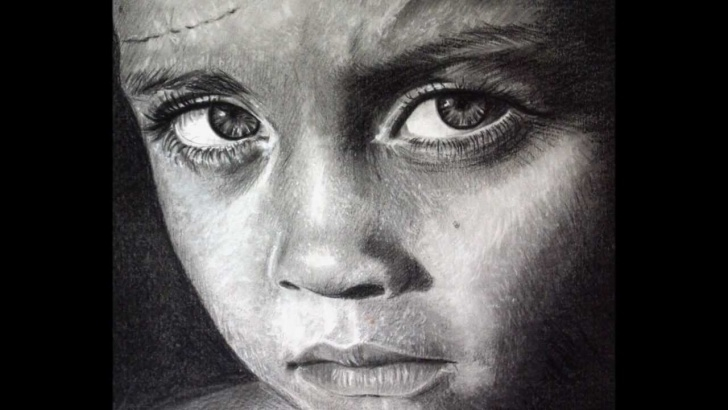 Most Inspiring Realistic Pencil Art Courses *** Realistic Pencil Drawing *** Amazing Portrait Art - Zeichnen - Asia  Kierszka Hd Images