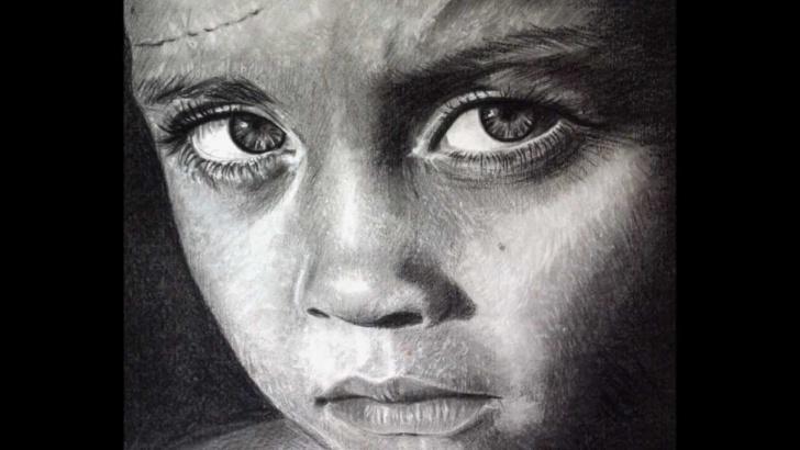 Most Inspiring Realistic Pencil Art Courses *** Realistic Pencil Drawing *** Amazing Portrait Art - Zeichnen - Asia  Kierszka Hd Images