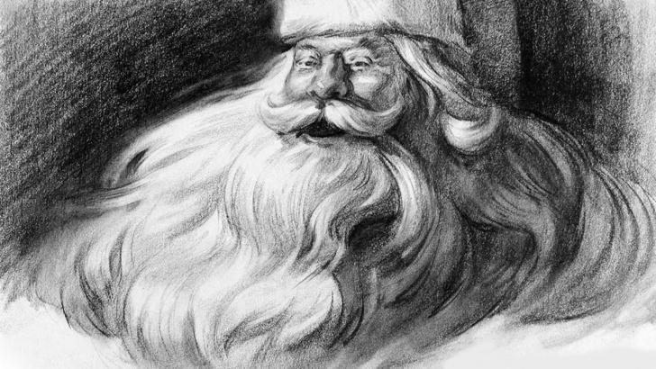 Most Inspiring Santa Pencil Drawing Courses How To Draw Santa Claus Images