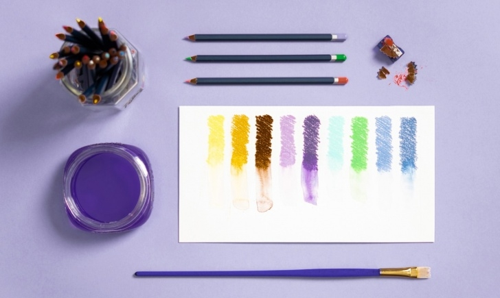 Most Inspiring Watercolor Pencil Projects Techniques for Beginners 4 Watercolor Pencil Techniques That Will Change Your Art Game Photos