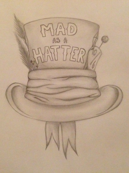 Nice Alice In Wonderland Pencil Drawings Techniques Mad Hatter Alice In Wonderland | Art <3 | Alice In Wonderland Image