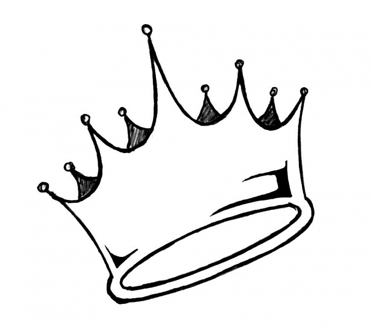 Nice Crown Pencil Drawing Tutorials Princess Pencil Drawing | Free Download Best Princess Pencil Drawing Photo