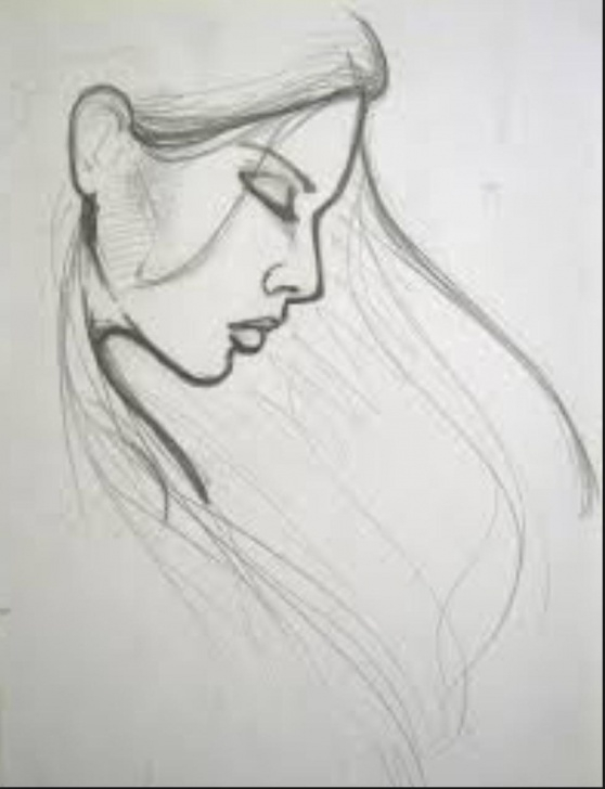 Nice Drawings In Pencil Easy Free Beginners Drawings For Pencil Simple , (+) Drawing Group - Fepaex< Pic