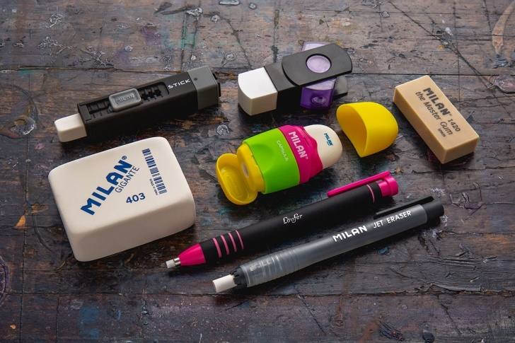 Nice Easiest Pencil To Erase Lessons Choosing A Rubber: Comparing Erasers - Jackson's Art Blog Images