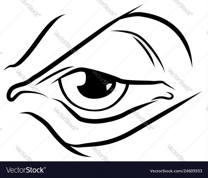 Nice Eye Stencil Art Tutorial Eye Cartoon Stencil Images