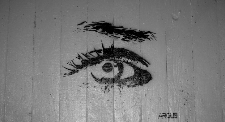 Nice Eye Stencil Art Tutorial K*i*s – Argus Photos
