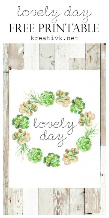 Nice Free Printable Wall Art Stencils Techniques Lovely Day Free Printable | Paper/printables/stencils | Templates Images
