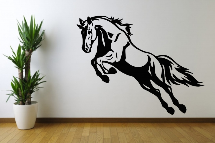 Horse Wall Stencils For Painting