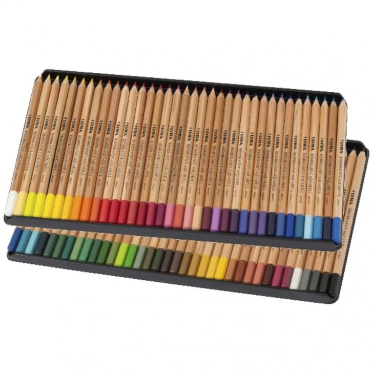 Nice Lyra Art Pencils for Beginners Lyra Rembrandt Aquarell Pencils 72 Pack | Officeworks Pics