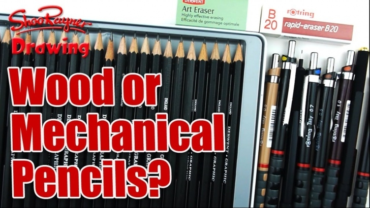 Nice Mechanical Pencil Lead Differences Courses Wood Or Mechanical Pencils - Which Pencils Should You Use? Pic