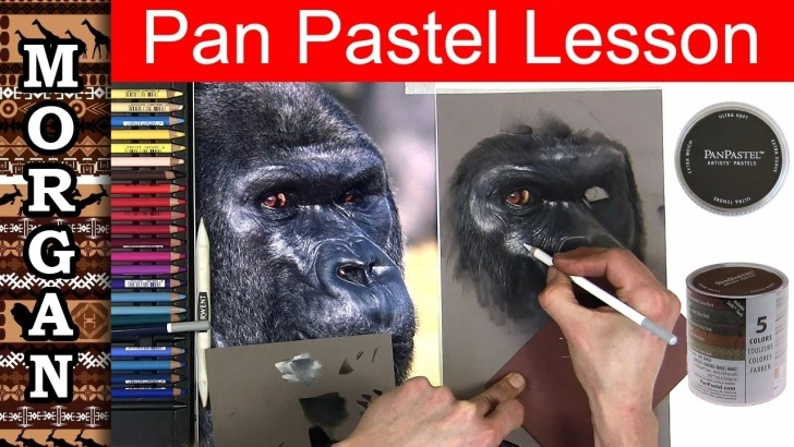 Nice Pastel Pencil Artists Tutorial Pan Pastel - Pastel Pencil Lesson / Tips (Wildlife Art) Pics