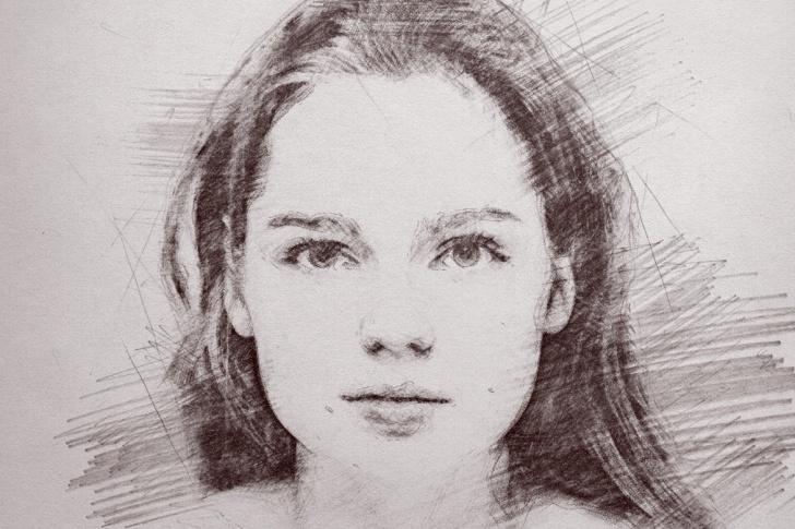 Nice Pencil Sketch Photoshop Courses Pencil Sketch Photoshop Action Photos