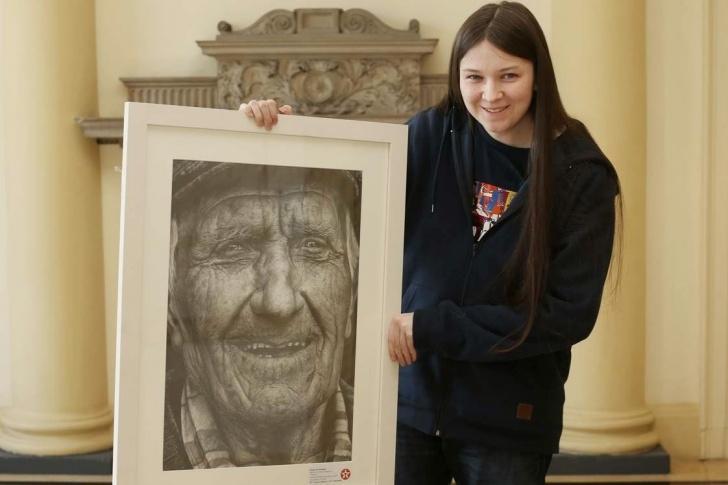 Nice Shania Mcdonagh Artist Ideas Simply Creative: Hyper-Realistic Pencil Portrait By Shania Mcdonagh Photos