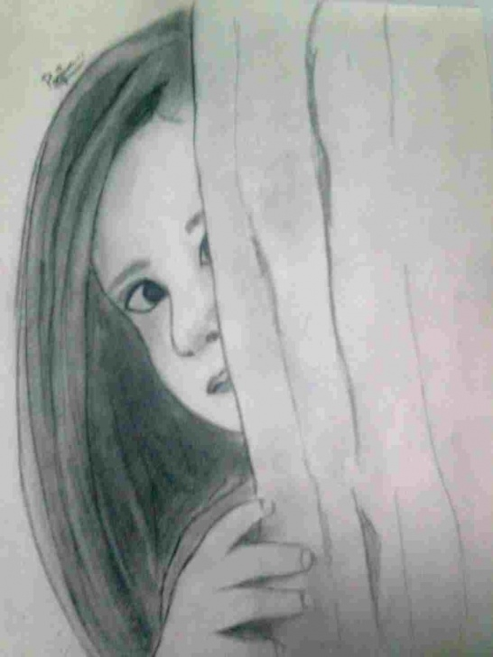 Nice Simple Pencil Art Drawings Free Basic Love Pencil Sketch Picture
