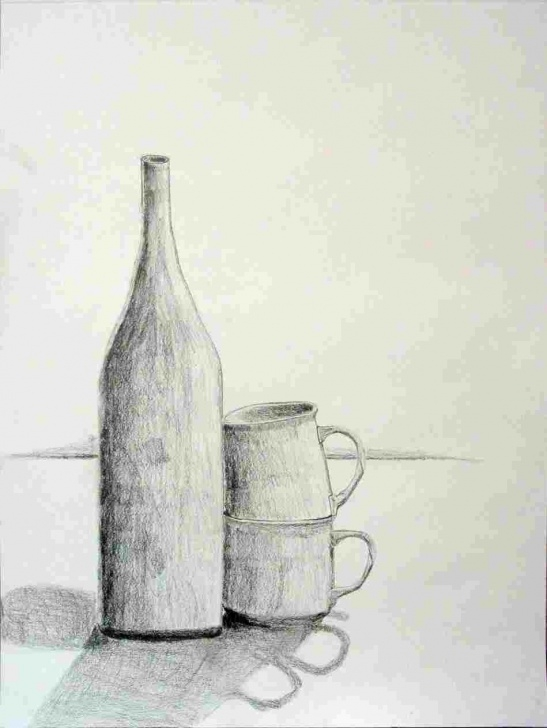 Nice Simple Still Life Drawing Techniques Simple Still Life Drawings - Draw Pencil Pictures