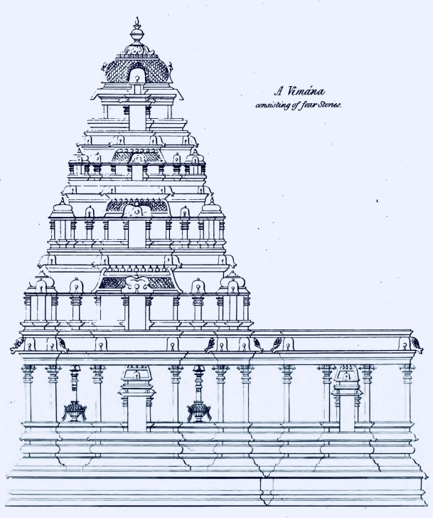 Nice Temple Pencil Sketch Free Related Image | Reference | Temple Drawing, Temple Design, Hindu Temple Images