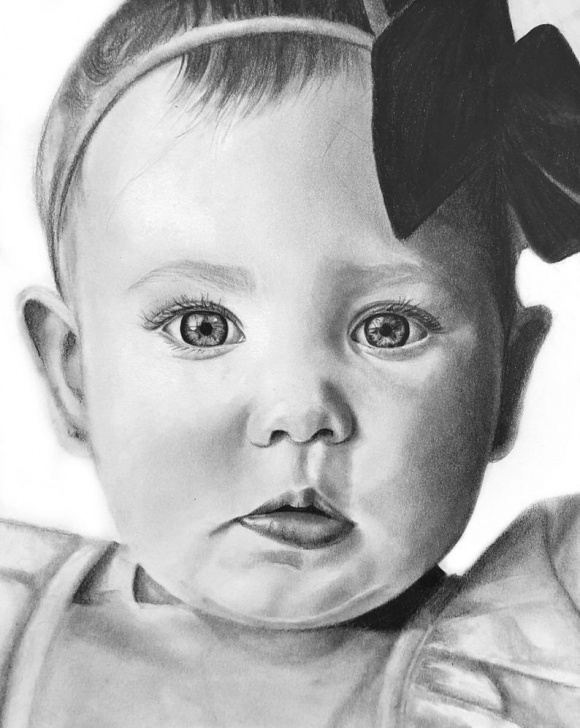 Outstanding Child Pencil Drawing Ideas Custom Pencil Sketch/drawing Of Child Pic