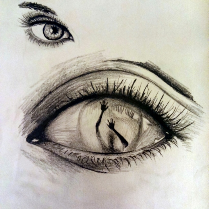 Outstanding Cool Pen Sketches Simple Cool Sketch Drawings At Paintingvalley | Explore Collection Of Pic