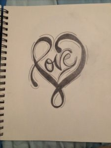 Outstanding Easy Love Sketches Lessons Easy Love Drawings Drawing Love Imagessketch_Teen | Drawings | Easy Pictures