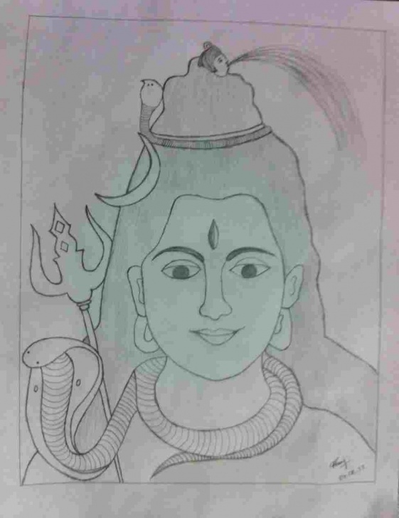 Outstanding God Pencil Sketch for Beginners Desipainterscomrhdesipainterscom God Pencil Drawings Of Indian Gods Pic