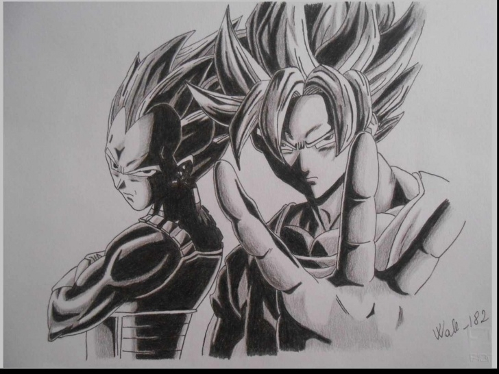 Outstanding Goku Pencil Sketch Simple Dragon Ball Z Pencil Sketch And Dragon Ball Super Pencil Sketches Pics