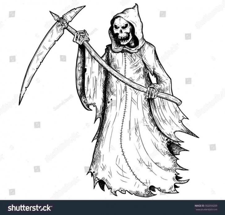 Outstanding Grim Reaper Drawings In Pencil for Beginners Sleeve-Pictures-Of-Drawings-Grim-Reaper-Death-Tatted-In-Pinterest Picture