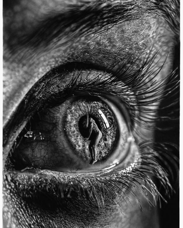 Outstanding Realistic Graphite Drawings Simple Artcubeloves This Hyperrealistic Pencil Drawing (!!) By South Photo