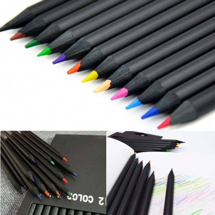 Outstanding Using Charcoal Pencils for Beginners 12 Colors Wooden Drawing Charcoal Pencils Black Soft Painting Sketch Fine  Art Pencil Images